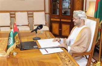 وزير خارجية سلطنة عمان: لا يمكن تحقيق سلام شامل وعادل بين الدول العربية وإسرائيل بدون حل الدولتين