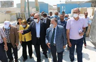 محافظ القاهرة يتفقد شق الثعبان ويعلن افتتاح مصنع لتدوير المخلفات نهاية العام الجاري