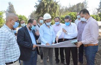 محافظ الغربية يتفقد عددا من المشروعات الخدمية بمركزي المحلة وطنطا | صور