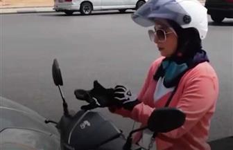 «موتو تاكسي وحبات الذرة».. سيدات لبنان يواجهن الانهيار الاقتصادي | فيديو
