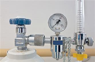 ضبط مصنع لتعبئة وتصنيع أسطوانات الأكسجين بدون ترخيص بالقليوبية