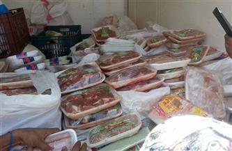 """""""الزراعة"""": ضبط أكثر من 119 طن لحوم ودواجن وأسماك غير صالحة للاستهلاك الآدمي"""