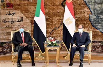 """عيد الاستقلال الـ65 .. """"مصر والسودان"""" علاقات أزلية راسخة ومصير مشترك ومصالح متنامية"""