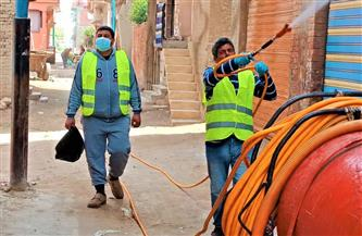 مساجد وكنائس ومواقف ووحدات صحية في حملة تطهير كبرى بالغربية |صور