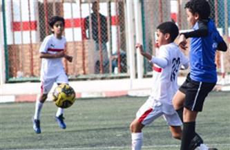 انطلاق مهرجان سوبر البراعم في نادي الزمالك بثلاث مباريات