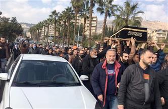 تشييع جثمان المخرج حاتم علي في دمشق| صور