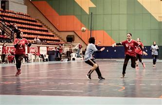 النادي الأهلي يلتقي هليوليدو ضمن منافسة دوري كرة اليد للسيدات
