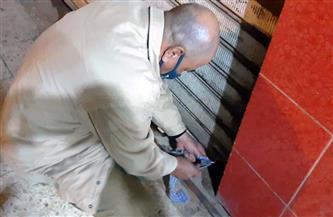 حملة بعابدين تتابع التزام المحال والورش والمقاهي بالغلق في التاسعة مساء