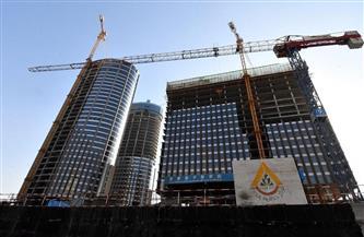 شاهد أحدث فيديو من أعلى البرج الأيقوني بمنطقة الأعمال المركزية بالعاصمة الجديدة