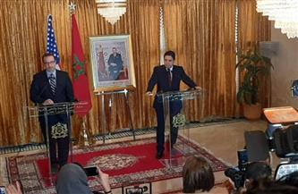 خلال زيارته التاريخية.. شينكر: واشنطن ملتزمة بتعميق العلاقات مع المغرب حكومة وشعبا