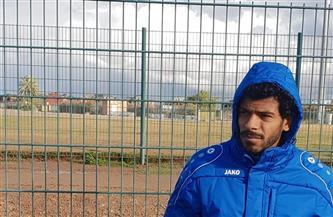 نقل لاعب الإسماعيلي إلى مستشفى مراكش بعد تعرضه لوعكة صحية
