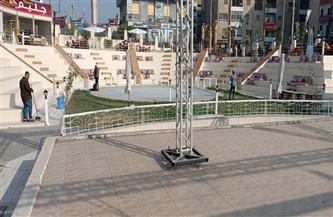 إذاعة بطولة كأس العالم لكرة اليد بالمسرح الروماني بسوهاج مجانًا | صور