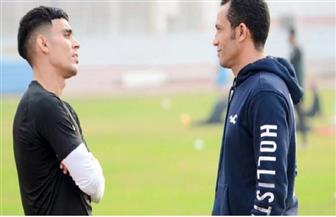 عبدالحليم علي: نتعامل مع كل مباراة على حدة.. والزمالك جاهز للمصري