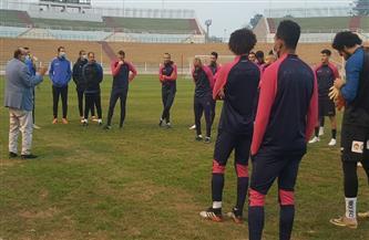 محمد عادل يطالب لاعبي المقاولون بغلق صفحة «الكونفيدرالية» والتركيز في الدوري