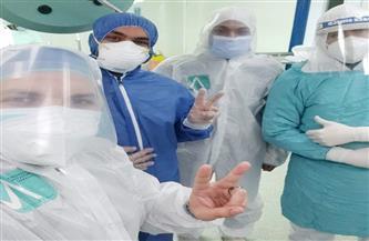 """إجراء جراحة نادرة بالرحم لطفلة مصابة بـ""""كورونا"""" بمستشفى المنصورة الدولي"""