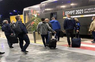 مطار القاهرة يستقبل أمين صندوق الاتحاد الدولي لكرة اليد