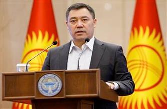 صدر جباروف يفوز في انتخابات الرئاسة بقيرغيزستان