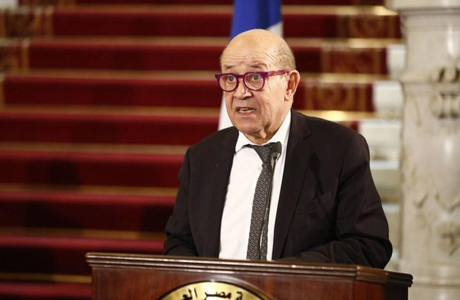 وزير الخارجية الفرنسي عن إلغاء صفقة الغواصات  كذب  و أزمة خطيرة