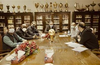 تفاصيل مكالمة «موسيماني» مع رئيس الأهلي بسبب «كهربا»