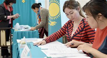كازاخستان: الحزب الحاكم يفوز بـ71% من الأصوات في الانتخابات البرلمانية