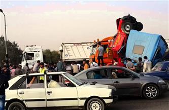 """""""دماء على قطرات الندى"""".. 20 ضحية لحوادث الطرق في أسبوع الشبورة"""