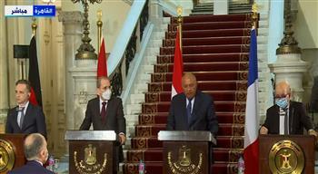 شكري: مصر تشارك إدارة بايدن حرصها على حقوق الإنسان.. ونأمل أن يكون تقييمها عادلا