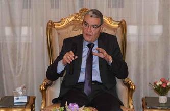 محافظ المنيا يستقبل السفيرالإيطالي لتعزيز فرص التعاون والشراكة