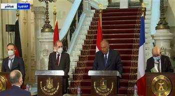 شكري: مصر من الدول القلائل التي تصدر إستراتيجية وطنية لحقوق الإنسان