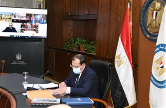 وزير البترول يوجه بسرعة الانتهاء من تنفيذ برنامج التحول الرقمي الشامل لإدارة مصافي التكرير