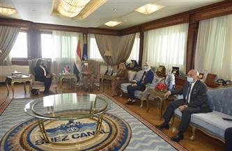 الفريق أسامة ربيع يلتقي أعضاء مجلسي النواب والشيوخ بالإسماعيلية لتبادل الرؤى الاقتصادية