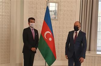 مدير عام للإيسيسكو يستهل زيارته إلى باكو بلقاء وزير الثقافة الأذربيجاني