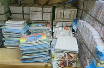 ضبط 76 ألف نسخة كتاب مقلد بالقليوبية