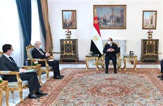 بسام راضي: الرئيس السيسي يستقبل وزير خارجية الجمهورية الفرنسية