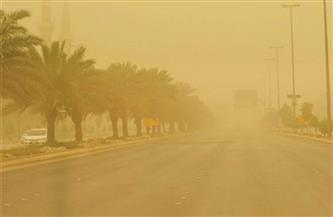 """""""البيئة"""" تُحذر من رياح مثيرة للأتربة والرمال يومي الأربعاء والخميس"""