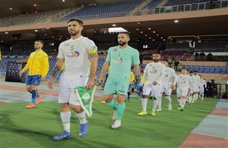 الرجاء المغربي يتأهل لنهائي البطولة العربية بعد الفوز على الإسماعيلي بثلاثية نظيفة | صور