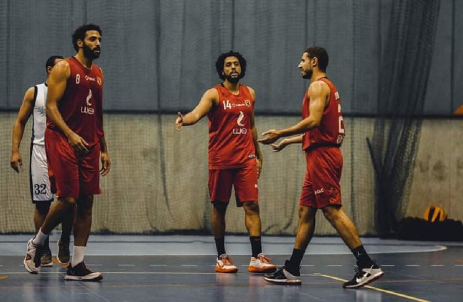 الأهلي يواجه مصر للتأمين في نصف نهائي بطولة القاهرة للسلة