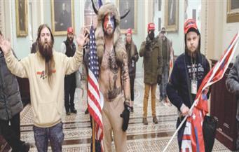 النواب الأمريكي يلغي جلسة خشية مخطط محتمل لاقتحام مبنى الكابيتول