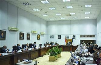 انعقاد الاجتماع الأول لمجلس إدارة هيئة المتحف المصري الكبير بتشكيله الجديد