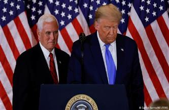 مسئول أمريكي: ترامب وبنس التقيا في البيت الأبيض