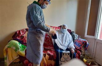 بدء عمل فرق العزل المنزلي بالدقهلية لمتابعة حالات مصابي كورونا |صور