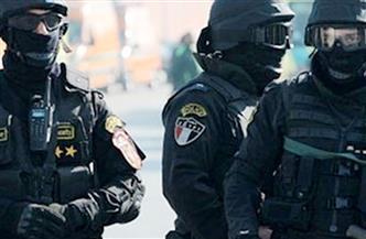 ضبط 423 قضية مخدرات وتنفيذ 103 آلاف حكم قضائي في يومين