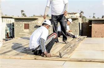"""إعادة إعمار 434 منزلا للأسر الأكثر احتياجا في الغربية ضمن مبادرة """"خير بالتقسيط"""""""
