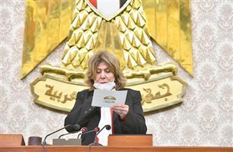 """""""الشوباشي"""" تشيد بنجاح الدولة المصرية في إجراء الانتخابات في ظل جائحة كورونا"""