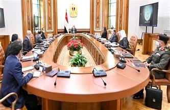 """الرئيس السيسي يوجه بالتواصل المباشر مع أهالى المرحلة الأولى لمشروع """"تطوير قرى الريف"""""""