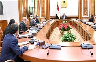 """تفاصيل متابعة الرئيس السيسي للمخطط التنفيذي لمشروع """"تطوير قرى الريف المصري"""""""