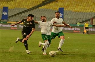 الزمالك يفوز على المصري بهدف نظيف ويتصدر الدوري مؤقتا| صور