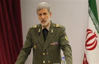 وزير الدفاع الإيراني: نحذر الأمريكيين من أي خطأ في الحسابات وردنا سيكون ساحقا