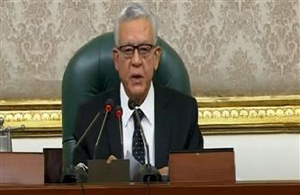 نص كلمة المستشار حنفي جبالي رئيس مجلس النواب الجديد عقب انتخابه