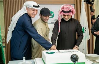 افتتاح المقر الجديد لـ«روتانا» بحضور الوليد بن طلال وتركي آل الشيخ | صور