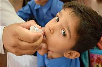 حملة للتطعيم ضد شلل الأطفال الأحد المقبل مجانًا تستهدف 16.7 مليون طفل